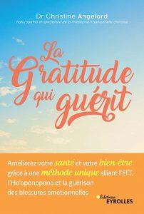 Livre La gratitude qui guérit.