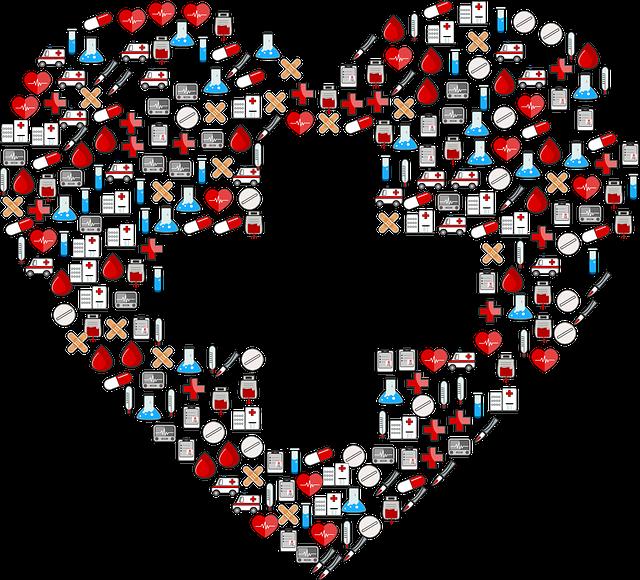 Coeur-médecine.