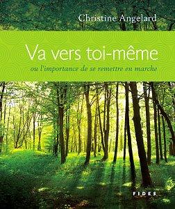 Livre Va vers toi même-paysage de forêt d'été.