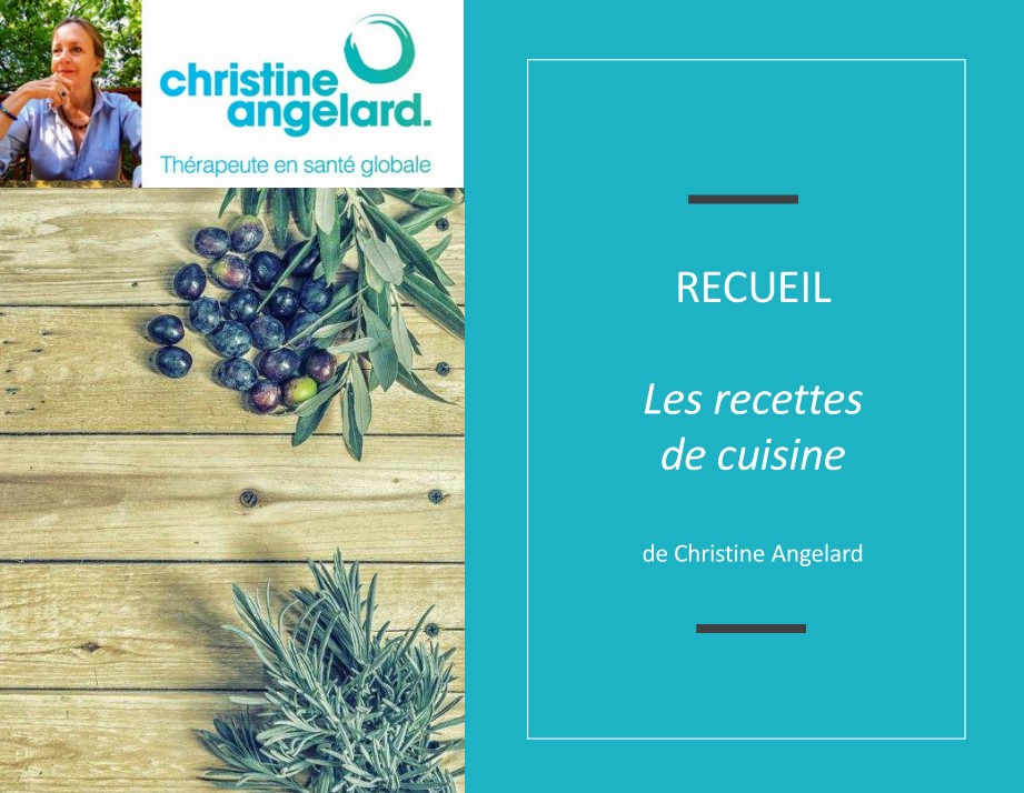 Ebook Recueil Recettes de cuisine.