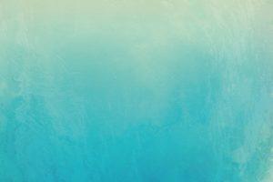 Peinture à l'eau bleuté.